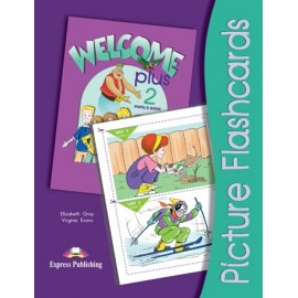 Welcome Plus 2 Picture Flashcards