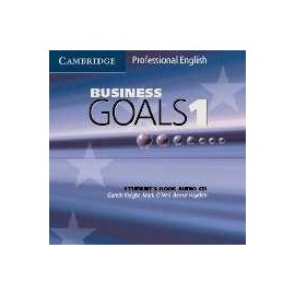 Business Goals 1 Audio CD