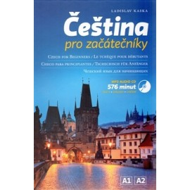Čeština pro začátečníky + MP3 Audio CD