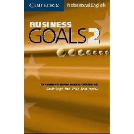 Business Goals 2 Audio Cassette