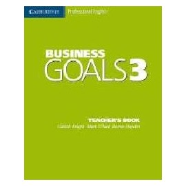 Business Goals 3 Teacher's Book
