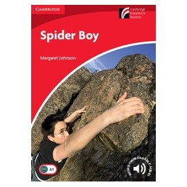 Cambridge Discovery Readers: Spider Boy + Online resources
