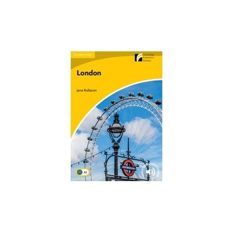 Cambridge Discovery Readers: London + Online resources Cambridge University Press 9781107615212