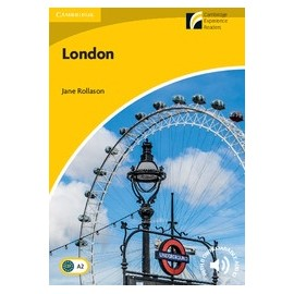Cambridge Discovery Readers: London + Online resources