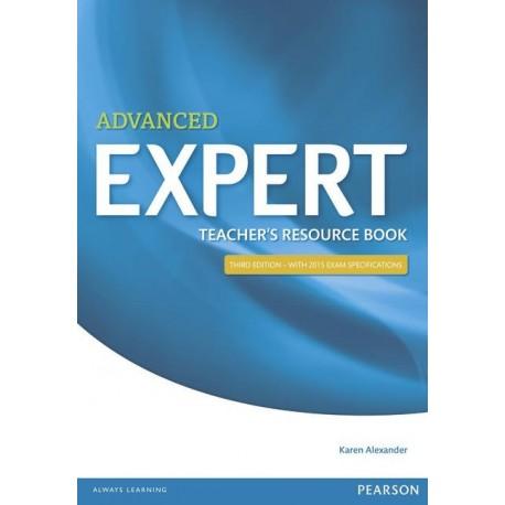 Advanced Expert Third Edition Teacher's Resource Book Pearson 9781447973768