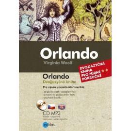 Orlando + MP3 Audio CD