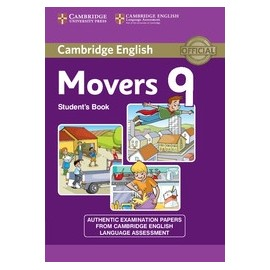 Cambridge English Young Learners 9 Movers Student's Book