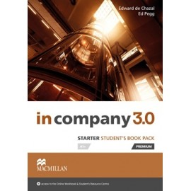 In Company 3.0 Starter Student's Book Pack + Online Workbook