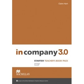 In Company 3.0 Starter Teacher's Book Pack + Online Workbook