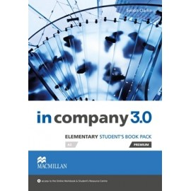 In Company 3.0 Elementary Student's Book Pack + Online Workbook