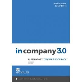 In Company 3.0 Elementary Teacher's Book Pack + Online Workbook