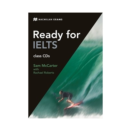 Ready for IELTS Class Audio CD Macmillan 9780230732216