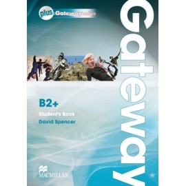 Gateway B2 Plus Student´s Book + Gateway Online Code