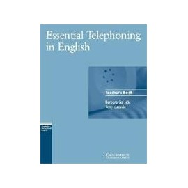 Essential Telephoning in English Teacher's Book