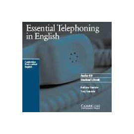 Essential Telephoning in English Audio CD