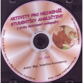 Aktivity pro nejmenší s prvky Montessori pedagogiky CD-ROM