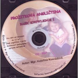 Prožitková angličtina Basic Knowledge I CD-ROM
