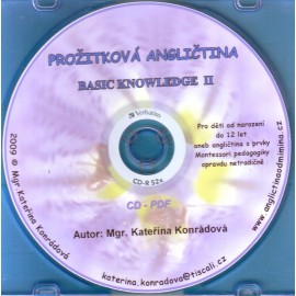 Prožitková angličtina Basic Knowledge II CD-ROM