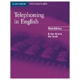 Telephoning in English (3rd Edition) Student's Book
