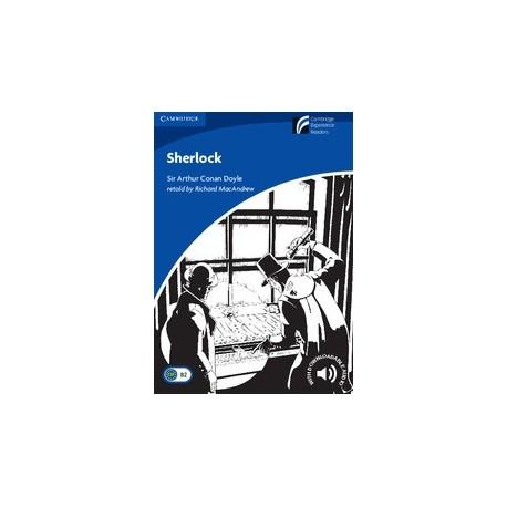 Cambridge Experience Readers: Sherlock + Online resources Cambridge University Press 9781107621862