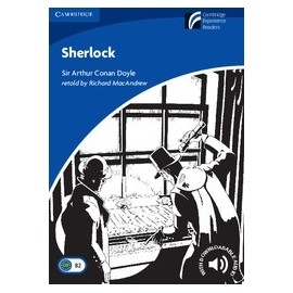 Cambridge Experience Readers: Sherlock + Online resources