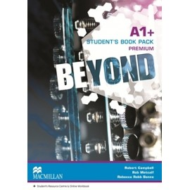 Beyond A1 Plus Student's Book Premium Pack + Online Workbook + Online Access Code