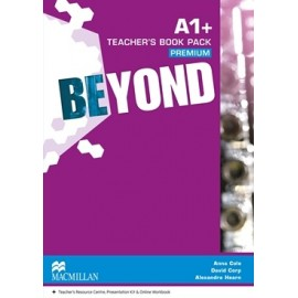 Beyond A1 Plus Teacher's Book Premium Pack + Online Access Code