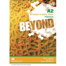 Beyond A2 Student's Book Premium Pack + Online Workbook + Online Access Code
