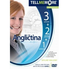 Tell Me More DVD-ROM (sada 1-3)