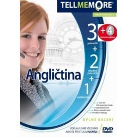 Tell Me More DVD-ROM (sada 1-4)
