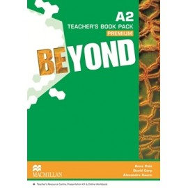 Beyond A2 Teacher's Book Premium Pack + Online Access Code