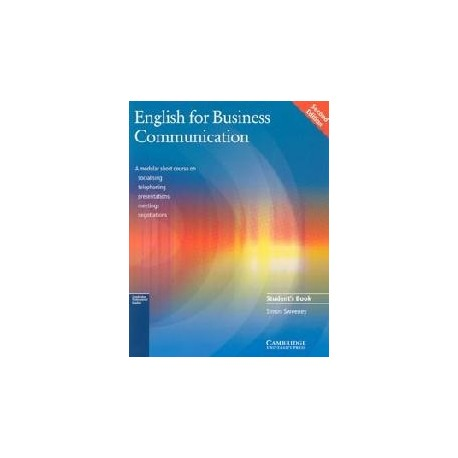 English for Business Communication Student's Book