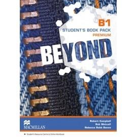 Beyond B1 Student's Book Premium Pack + Online Workbook + Online Access Code