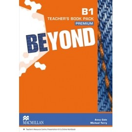 Beyond B1 Teacher's Book Premium Pack + Online Access Code