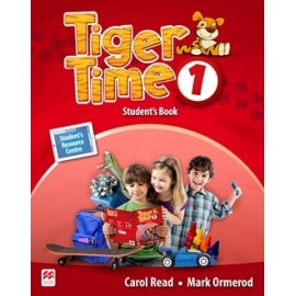 Tiger Time 1 Student's Book Pack + Online Access Code