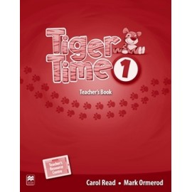 Tiger Time 1 Teacher's Book Pack + Online access code