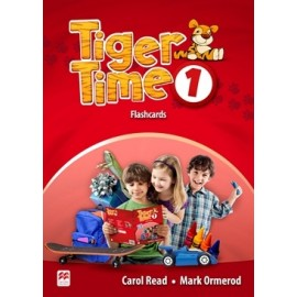 Tiger Time 1 Flashcards