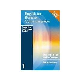 English for Business Communication Audio Cassettes (2)