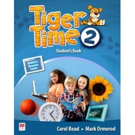 Tiger Time 2 Student's Book Pack + Online Access Code
