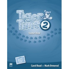 Tiger Time 2 Teacher's Book Pack + Online access code
