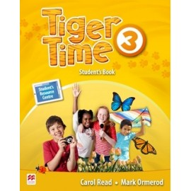 Tiger Time 3 Student's Book Pack + Online Access Code