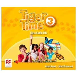 Tiger Time 3 Class CDs