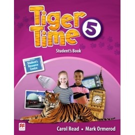 Tiger Time 5 Student's Book Pack + Online Access Code