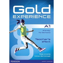 Gold Experience A1 Teacher's eText Active Teach CD-ROM