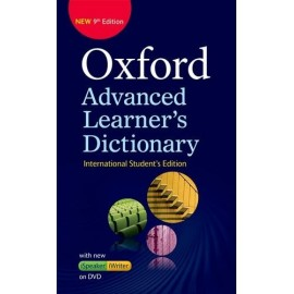 Oxford Advanced Learner's Dictionary 9th Edition International Student's Edition + DVD-ROM