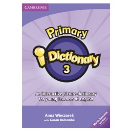 Primary i-Dictionary 3 CD-ROM (Up to 10 classrooms version)