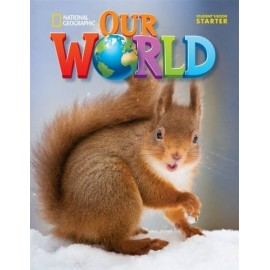Our World Starter Student's Book + CD-ROM