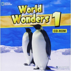 World Wonders 1 CD-ROM