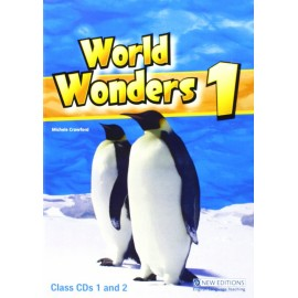 World Wonders 1 Class Audio CDs