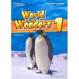 World Wonders 1 Student's Book + Audio CD